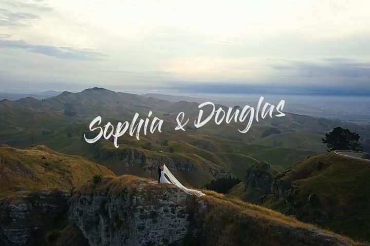 Sophia and Douglas Wedding in Hawke's Bay