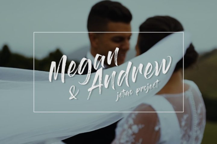 Andrew and Megan Wedding Film (Theatrical Version)