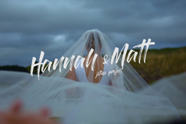 Hannah & Matt – Taupo Wedding