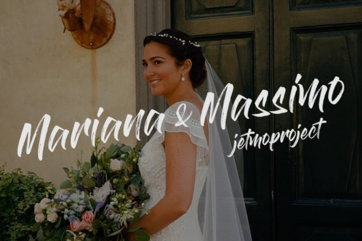 Mariana & Massimo Wedding in Italy