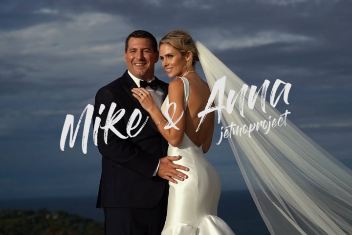 Anna Hutchison & Mike Gillespie Wedding